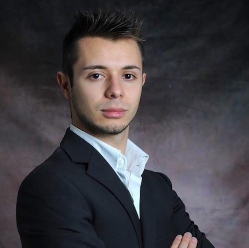 Luigi Di Benedetto cryptodiamond italia swiss blockchain consortium partner ambassador - Entra nell'Industria Digitale l'unione fa la forza!