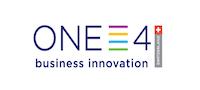 one4 ADERENTE SWISS BLOCKCHAIN DISTRICT CONSORTIUM LOGO - Entra nell'Industria Digitale l'unione fa la forza!
