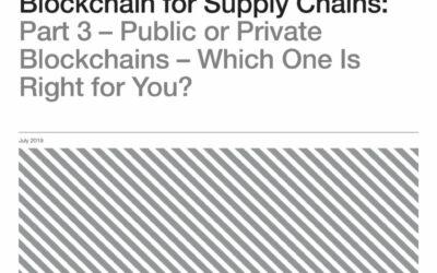 pdf 8970 page 00001 400x250 - WEF - World Economic Forum - Blockchain for Supply Chains - Parte 3