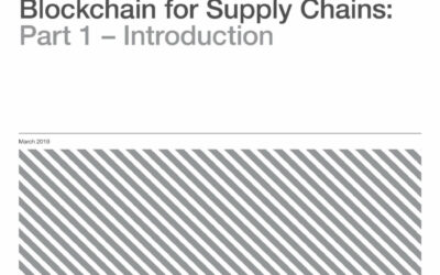 pdf 8983 page 00001 400x250 - WEF - World Economic Forum - Blockchain for Supply Chains - Parte 1