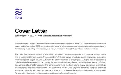 white paper libra facebook 20 400x250 - Il White Paper di Libra Versione 2.0 Ufficiale