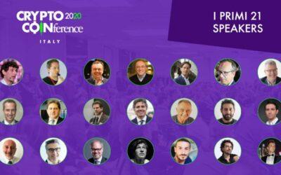 21Speakers michele ficara di assodigitale e swiss blockchain consortium tra i i primi 21 speaker di crypto coinference 2020 800x450 1 400x250 - Michele Ficara di Assodigitale e Swiss Blockchain Consortium tra i I primi 21 Speaker di Crypto Coinference 2020