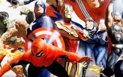 Alex Ross di Marvel e DC Comics lancia NFT di dipinti di supereroi 800x450 1 400x250 - Entra nell'Industria Digitale l'unione fa la forza!