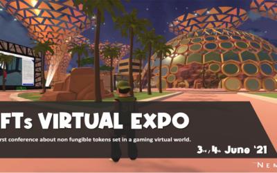 A giugno su The Nemesis la expo virtuale sugli NFT 800x400 1 400x250 - A giugno su The Nemesis la expo virtuale sugli NFT