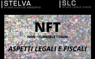 NFT WEBINAR SU ASPETTI LEGALI FISCALI E SULLA VALUTAZIONE DELLE OPERE 400x250 - webinar NFT GRATUITO su aspetti legali fiscali e valutazione delle opere