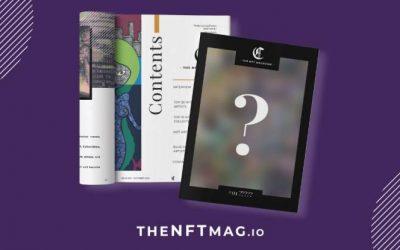 SU ETHEREUM IL PRIMO MAGAZINE IN NFT 800x415 1 400x250 - Su Ethereum il primo magazine in NFT: cover da collezione e top 10 per scoprire tutti i leader del settore